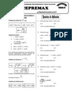 CEPREMAX - Trigonometria Semana 08 _(Ident. Doble y Mitad de Angulos