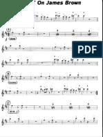 Diggin on James Brown - 7 Horns