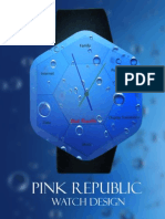 Pink Republic Watch. The Paramount Law of Transformation Design … .