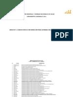 Anexo 2 Formatos Semanas Nacionales de Salud 2014