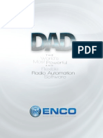 ENCO_DAD Radio Automation SW