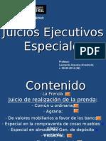 EJECUTIVOS ESPECIALES 2014