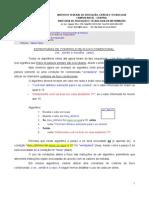 03-Estrutura de Controle Fluxo Condicionais