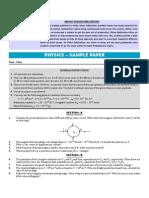 Physics (Sample Paper)