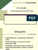 El Sonido y La Música en El Cine