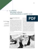 Identidad Multiculturaismo Cambio-libre