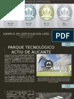 Parque Tecnológico ACTIU - Alexandro Valdez Duarte