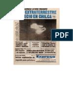 Diario Expreso Lima 26 de Marzo1989