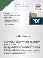 Tecnología Del Concreto (Grupo C)-Grupo 7