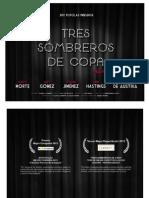 Dossier Tres Sombreros de Copa - 300 Pistolas
