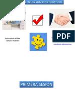 1a. Sesión CEST. 2015