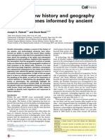 Toward a New History and Geography of Human Genes Informed by Ancient DNA