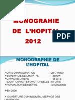 Présentation Hôpital Al Mansour 2012 -Utiliser Paint