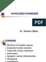 patologia ovariana