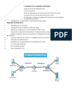 Practica Para Packet tracer