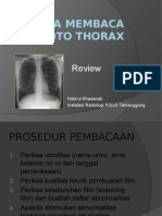 Power Point Thorax