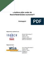 creatieve industrie VNO NCW Noord