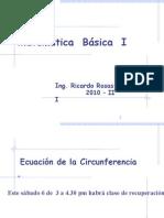 Se12 - Circunferencia