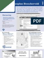 Calamiteitenplan Bosscherveld 2006