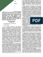 DS226_2014_EF_EP 150 soles para áreas criticas de Salud