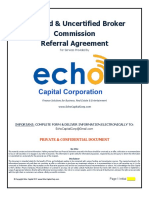 ECC Broker Referral Agreement