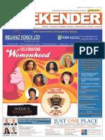 Indian Weekender 13 March 2015