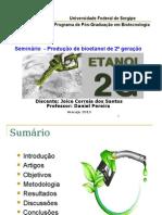 Bioetanol 2 Geração