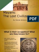 mayan powerpoint