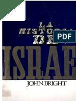 Bright, John - Historia de Israel (Mapas)