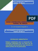 Contencioso  Administrativo Federal.ppt