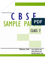 Cbse Class 7 Sample Papers Syllabus 1394010477