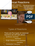 Student Ch 7 Chemical Reactions
