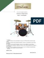 Artigo Bateria - Thiago Souza e Arthur Silva.doc