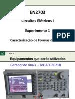 Aula Experimento1 EN2703