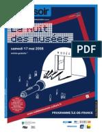 nuit des musées Paris