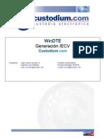 Documento Ayuda Generacion IECV