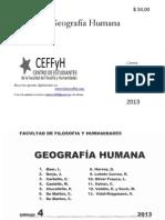 Unidad 4 geografia humana