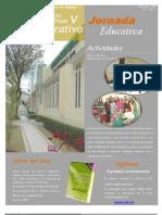jornada educativa diciembre 2009