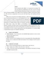 Strategic Management of JetBlue