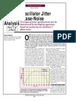 Drakhlis Boris - Calculate Oscillator Jitter by Using Phase-Noise Analysis Part 1