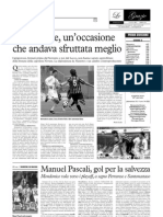 La Cronaca 26.01.2010