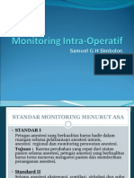 Monitoring Intra Operatif