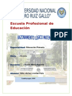 Marco Curricular Nacional