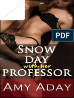 Snow Day With Her Professor - Amy Aday