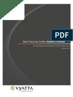 Vyatta Firewall Best Practices
