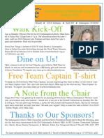 iMove, Indianapolis Arthritis Walk January e-Newsletter