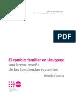 Cambio Familiar en El Uruguay