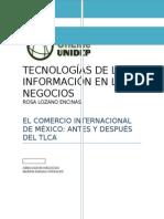Comercio Internacional en México