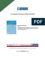 Politicas Educativas Educ Basica y Media Superior