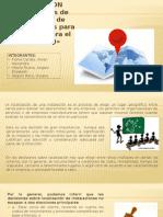 «ESTRATEGIAS de UBICACION (Decisiones de Ubicación de Instalaciones Para Ventas y Para El Servicio)
